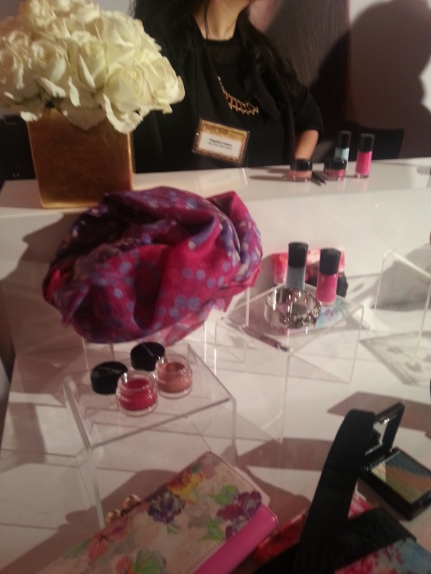 Mary Kay 50th anniversary makeup color style launch NYC