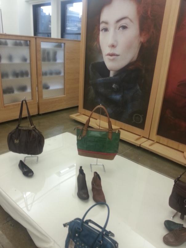 BORN Fall 2013 Handbag Launch NYC!