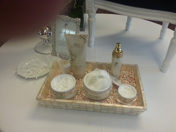 Perfect Pearl Skin Care Launch for Mother and Baby