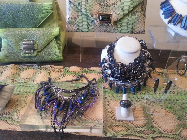 Kara Ross accessories Launch