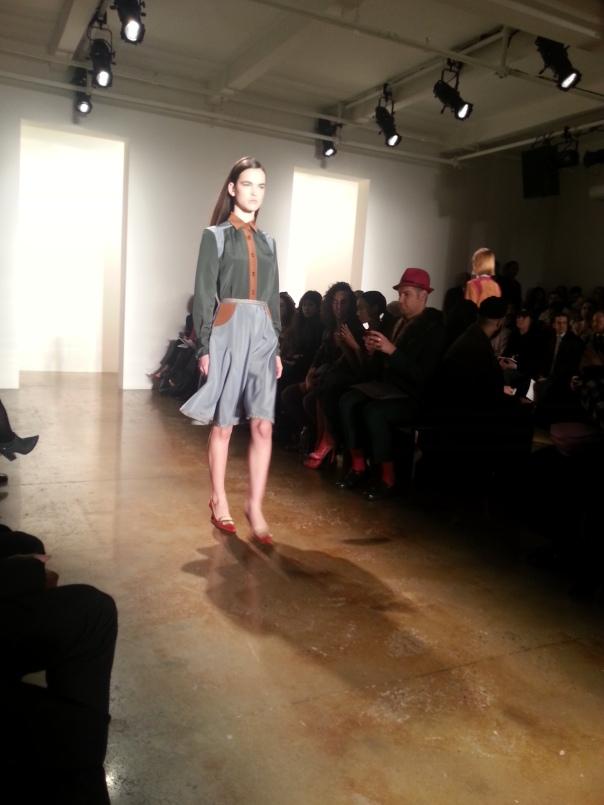 Sophie Theallet #NYFW FW13