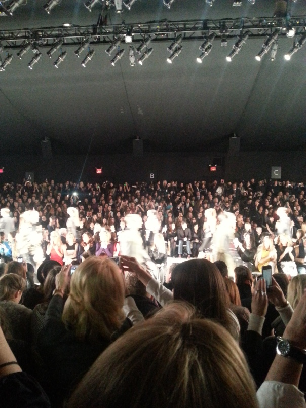 Michael Kors #NYFW FW13 Lincoln Center