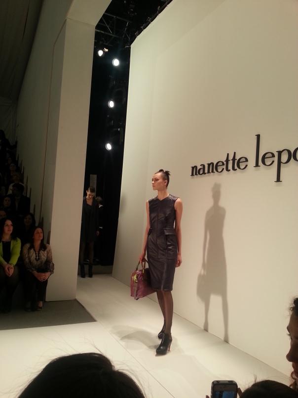 Nanette Lepore#NYFW FW13