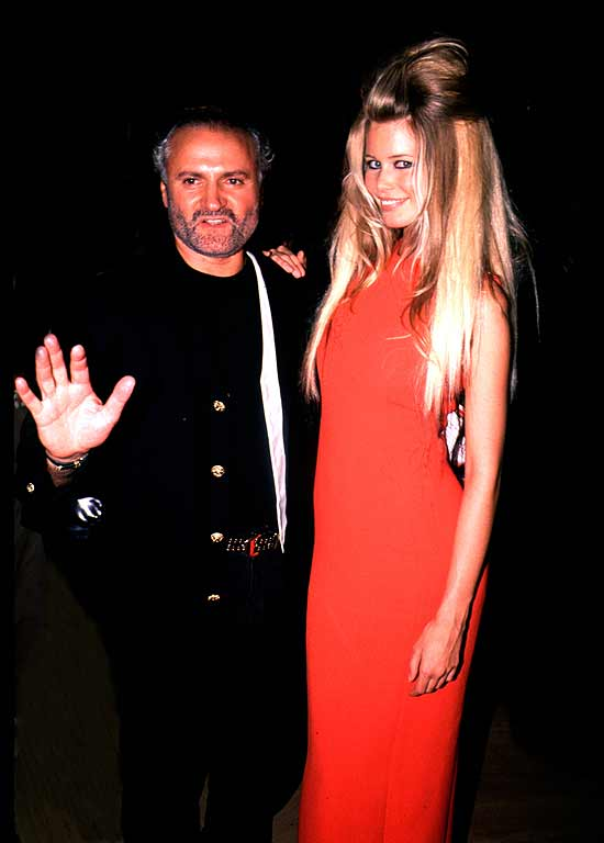 Gianni Versace, The Best Fashion Designer Ever.