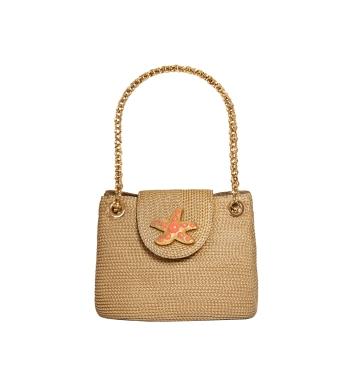 Eric Javits Mini Squishee Star Handbag