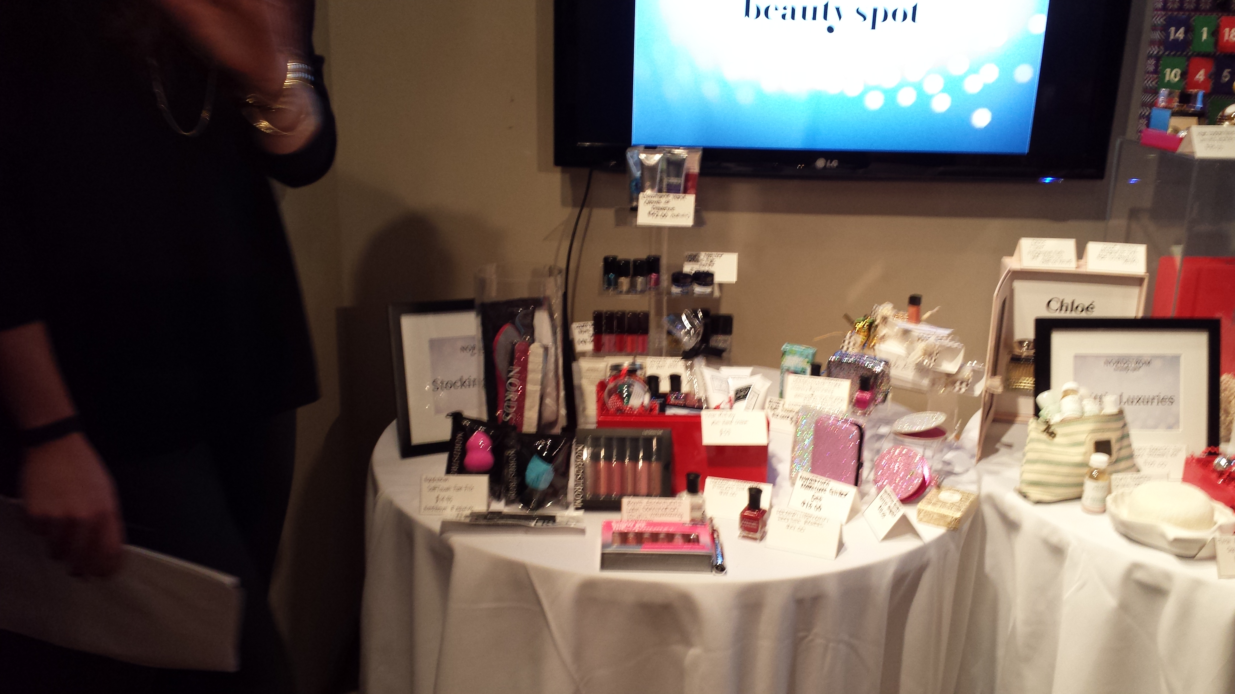 Nordstrom – Beauty Holiday Preview