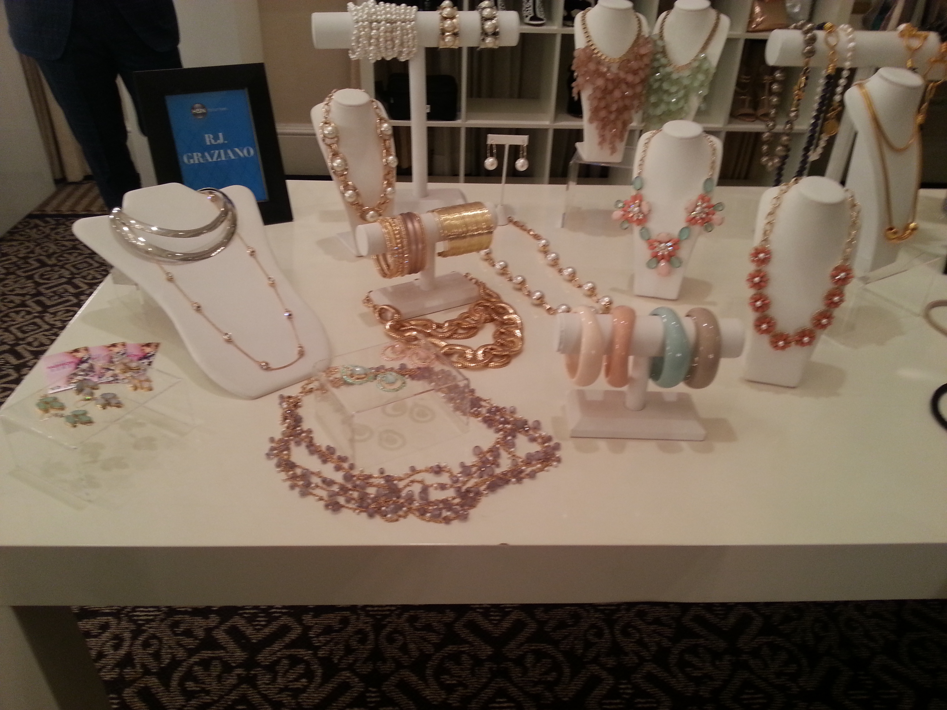 HSN 2nd Annual Fashion/Beauty Lounge Empire Hotel For FW