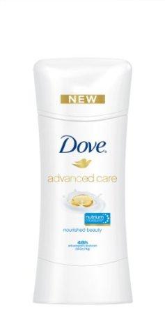 Dove Advanced Care Anti -Perspirant Deodorant $4.99