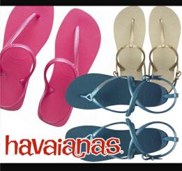 Havaianas Freedom Sandles $32 http://us.havaianas.com/