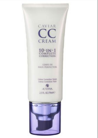 ALTERNA Caviar CC Cream for Hair 10-in-1 Complete Correction $25 www.Sephora.com