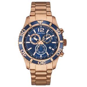 Nautica NST 09 Chronograph Watch $200 www.Nautica.com