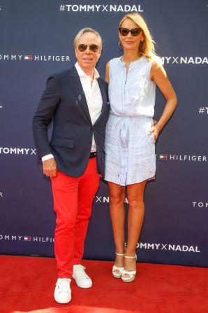 Tommy Hilfiger & Dee Ocleppo