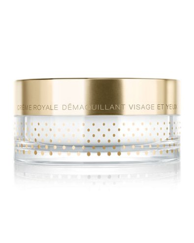 Orlane Cème Royale Cleansing Cream Face and Eyes, 4.3 oz.$150 http://www.orlane.com