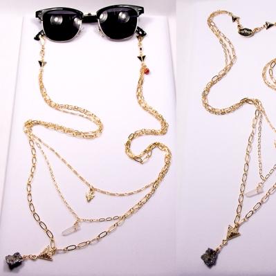 Eyewear Jewelry The Metropolitan $230 http://www.chainmenyc.com