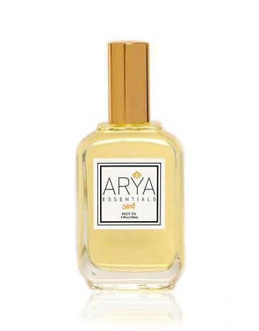 Arya Essentials Body Oil $70 www.aryaessentials.com