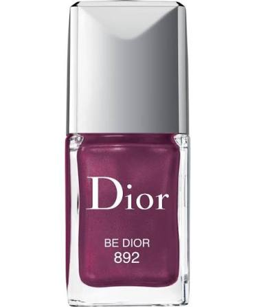 Dior 'Vernis' Gel Shine & Long Wear Nail Lacquer – Be Dior $27 http://www.dior.com
