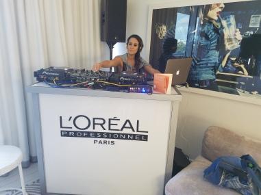 Loreal Lounge W Hotel Hammock