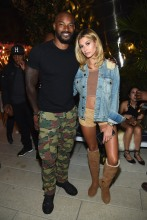 Hailey Baldwin & Tyson Beckford