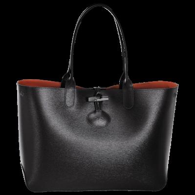 Longchamp Roseau Reversible Tote Bag $535 http://us.longchamp.com