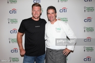 VIP Lounge Sam Groth & Chef Kerry Heffeman