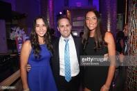 Tennis Players Louisa Chirico & Samantha Crawford