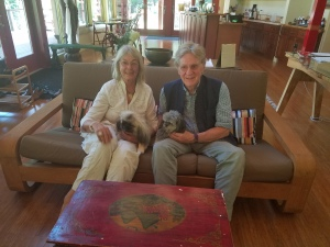 Nina & Robert Thurman