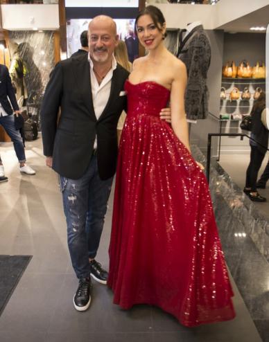Domenico Vacca & Eleonara Pieroni