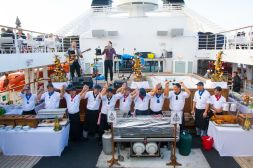 Sailaway Party & Deck Pary from St. Malo