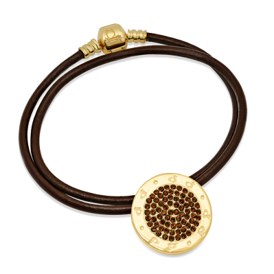 cj-golden-charm-leather-necklace-marsala-allure