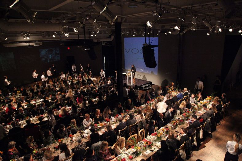 Ambience Voss Foundation Lunch Photo by: Amber de Vos
