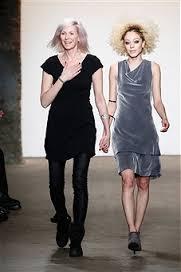 Jeanette & Model Nolcha Show Fall16