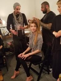 Backstage Erin Fetherston