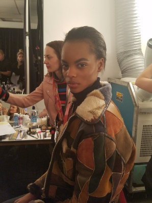 Backstage TOME with Hair by Aveda
