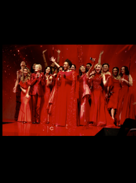 Red Dress Show
