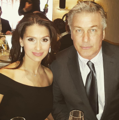 Hilaria & Alec Baldwin Photo by: Courtney H. Anderson