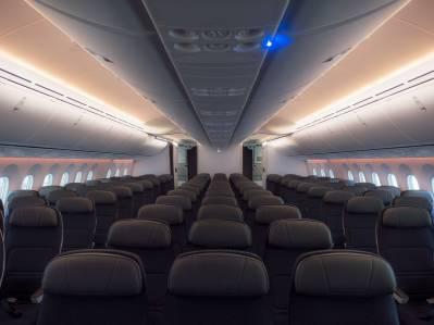 Dreamliner Main Cabin