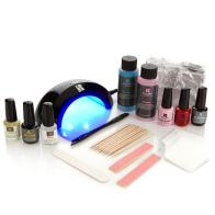 Red Carpet Gel Manicure Kit