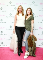 Sonja Morgan & Quinn Morgan Photo: Noel McGrath BFA