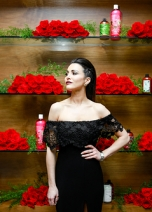 Andi Dorfman Hair by Wen Haircare Photo: Noel McGrath BFA