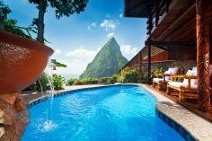 Private Pool Ladera Suite