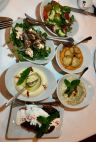 Salad Variety/Hummus