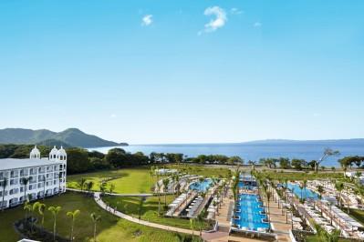 Aerial View Pools