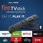 Amazon Firestick with Alexa $39.95