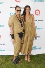 Donna Karan and Gabby De La Felice