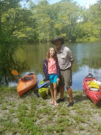 Black River Outdoors Kayaking Tour