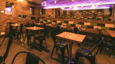 Interior Tapa Lounge