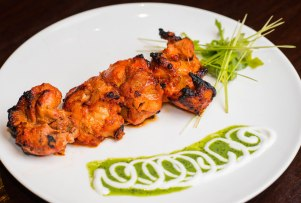Chicken Tikka Smokey