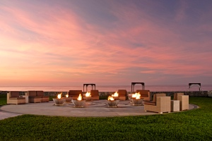 Beachfront Fire Pits