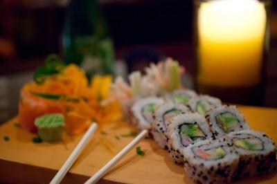 Sushi at Pescados