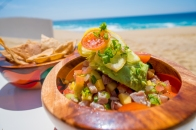 Poolside Ceviche